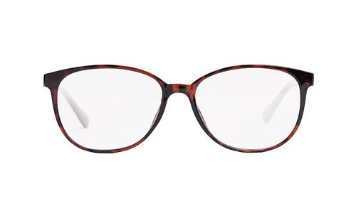 Lentes ópticos: Academic P8026 Carey Dark Ligero | Color carey oscuro | Varillas con textura