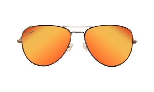 Lentes de sol: Vespa Solar 12IS Morado / Negro Protección UV | Filtro Grado 3 | Mica espejeada color morado