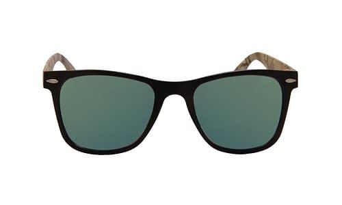 Lentes de sol: Occhiali Solar 2363 Verde Micas de Policarbonato | Micas Polarizadas | Micas Espejeadas | Protección UV400 | Varillas con Camuflaje