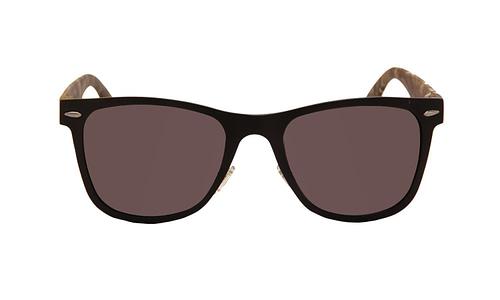 Lentes de sol: Occhiali Solar 2363 Negro Micas de Policarbonato | Micas Polarizadas | Protección UV400 | Varillas con Camuflaje
