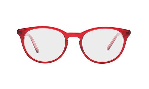 Lentes ópticos: Gianni PO 6095 Ligera | Acabado Glossy | Color traslúcido