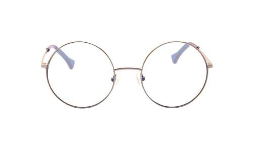 Lentes ópticos: Vespa Óptico 1205 Azul Protección UV   Filtro Grado 3   Armazón de metal