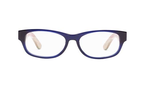 """Lentes ópticos: Holz H04 Varillas en Madera   Color """"Glossy""""  """