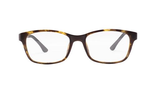 Lentes ópticos: DiGianni 3003 Carey Ligero   Acabado mate   Terminales con Anti-Derrapante