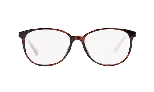 Lentes ópticos: Academic P8026 Carey Dark Ligero | Color carey oscuro | Varillas con textura
