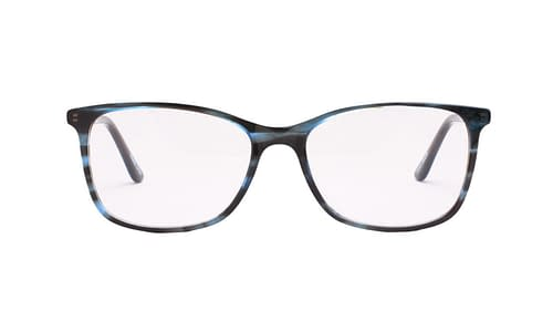 Lentes ópticos: Gianni Po 2602 Gris Carey Ligero | Varilla Flex | Piedras decorativas en la Varilla