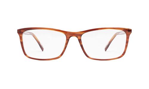 Lentes ópticos: Gianni Po 2603 Carey Ligero | Varilla Flex | Detalle decorativo metálico en la varilla