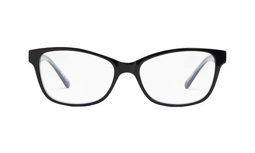 Lentes ópticos: Gianni Po 2610 Azul Varilla Flex | Varillas con pedrería incrustada | Ligeros
