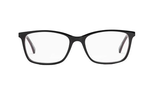 Lentes ópticos: Gianni Po 6109 Negro Ligero | Líneas finas | Varilla Flex