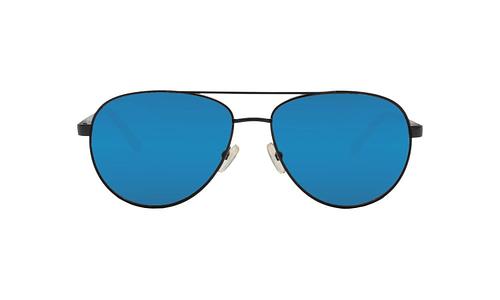 Lentes de sol: Kipling 606 Azul Ligero | Micas color azul Grado 2 | Metal color negro
