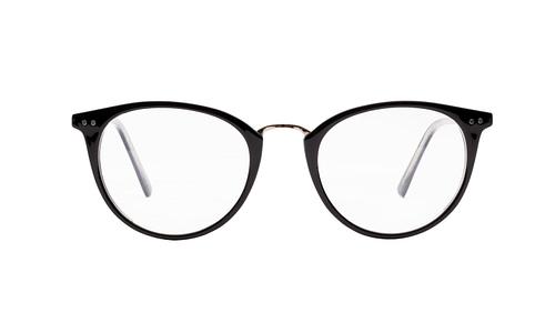 Lentes ópticos: Main Street 069 Azul Combinación de Materiales | Remaches decorativos | Ligero