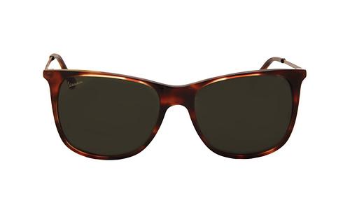 Lentes de sol: Vespa Solar 1203 Carey Color Carey | Protección UV | Filtro Grado 3 | Hecho de Acetato y Metal
