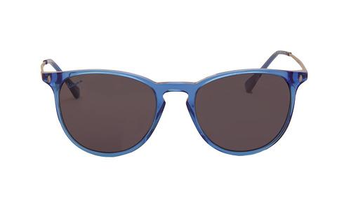 Lentes de sol: Vespa Solar 12PF Azul Protección UV | Filtro Grado 3 | Hecho de Acetato y Metal