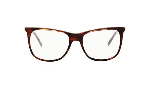 Lentes ópticos: Vespa Óptico 1203 Carey Color Carey | Protección UV | Filtro Grado 3 | Hecho de Acetato y Metal
