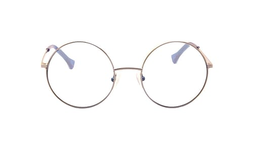 Lentes ópticos: Vespa Óptico 1205 Azul Protección UV | Filtro Grado 3 | Armazón de metal