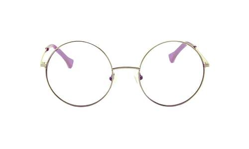 Lentes ópticos: Vespa Óptico 1205 Morado Protección UV | Filtro Grado 3 | Armazón de metal