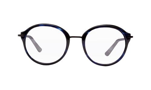 Lentes ópticos: Vespa Óptico 2205 Micas con tinte degradado | Protección UV | Filtro Grado 3 | Hecho de Acetato y Metal