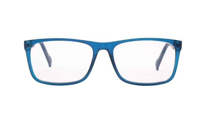 Lentes ópticos: Academic 8029 Azul Acabado Mate | Ligero | Ideal para deportes