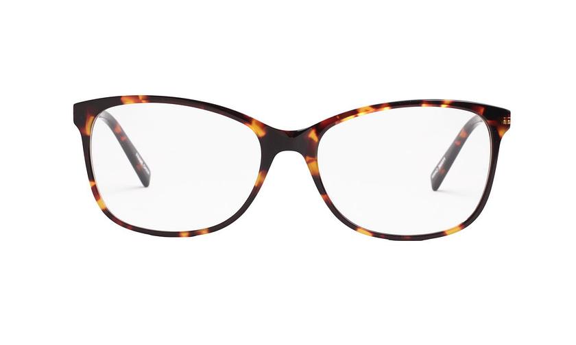 Lentes ópticos: Gianni Po 2598 Carey Varillas de metal con anti-derrapante | Frente de acetato | Varilla flex
